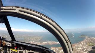 cessna a 37 dragonfly takeoff