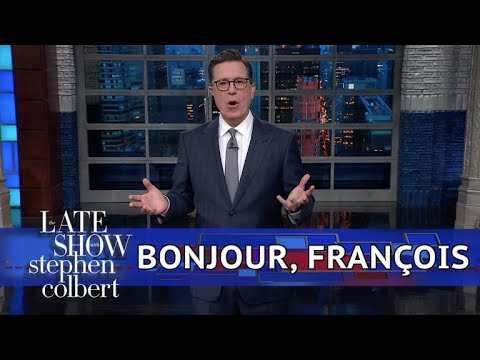 Trump's Ménage À Terrible Phone Call With France