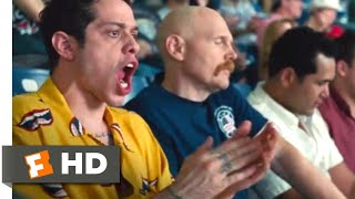 The King of Staten Island (2020) - Annoying the Firefighters Scene (4/10) | Movieclips