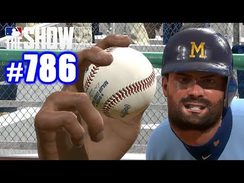 I CAN'T GET PICKED OFF! | MLB The Show 19 | Road to the Show #786