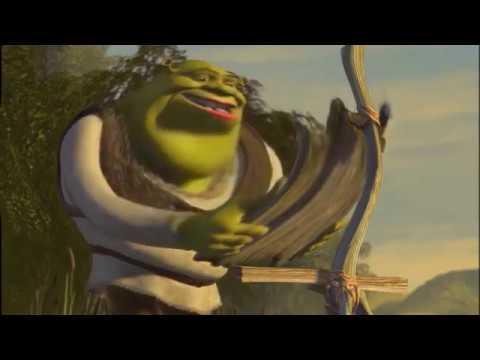 Shrek Wchodzi W Czwartą Gęstość