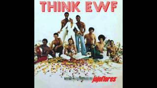 jojo flores Think EWF Earth Wind Fire - September Boogie Groove Fantasy Jazz Soul Music