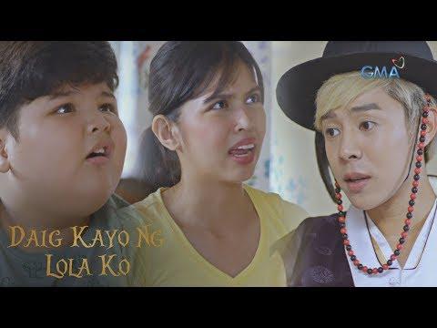 Daig Kayo Ng Lola Ko: Laura and Ding's newfound friend