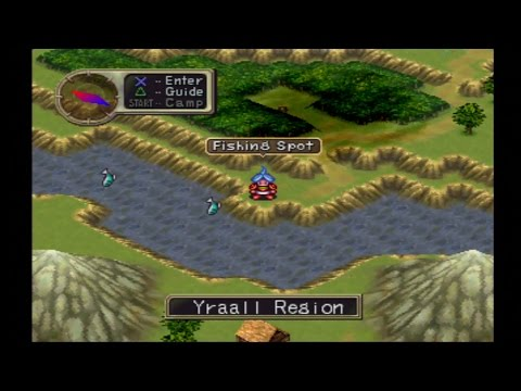 Breath Of Fire 3 Fishing Guide