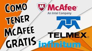 Como tener McAfee GRATIS | Antivirus | Tutoriales Mata_13