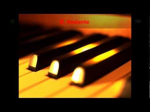 Mozart - Piano Quartet No. 1 in G minor, K. 478 [complete]