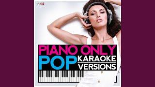 Paparazzi (in the style of lady ga ga) (karaoke version)