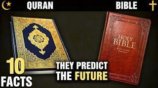 10 Surprising Similarities Between The QURAN and The BIBLE