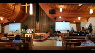 September 19, 2021 CVUMC Worship Service