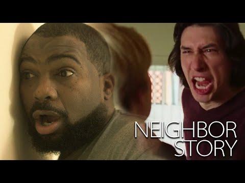 Netflix's: Neighbor Story | Marriage Story (Parody) | Qwality Cut