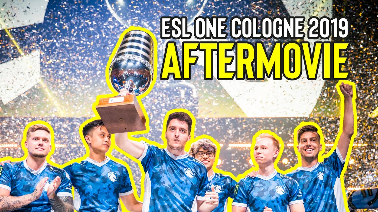 ESL One Cologne 2019 Official Aftermovie