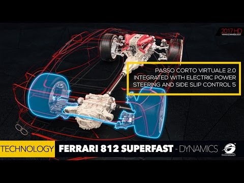 HOW IT'S MADE - NEW Ferrari 812 Superfast V12 + 800 HP | DYNAMICS