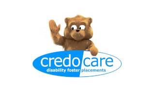 Animated Brand Logo - 3D Childrens Bear Character
