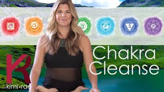 Chakra Cleanse GUIDED