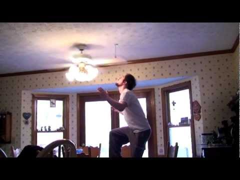 Ceiling Fan Trick Knockdown You