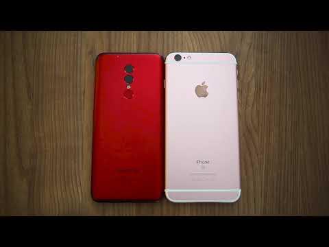 UMIDIGI S2 Pro VS iPhone 6S Plus, 5.99''= 5.5'' !!!