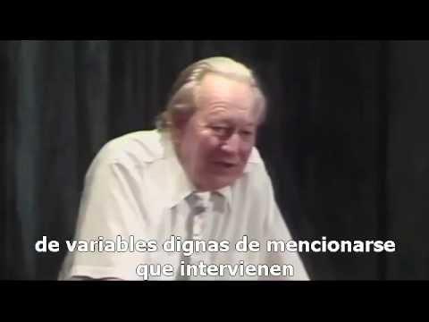Gregory Bateson - Clase acerca de las divisiones arbitrarias y de ver los perfiles