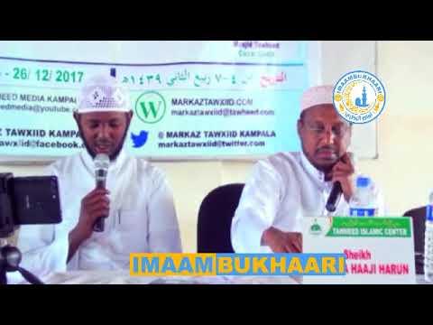 SU'AALO IYO JAWAAB CUSUB 2017┇SHEIKH MUSTAFA HAJI ISMAIL