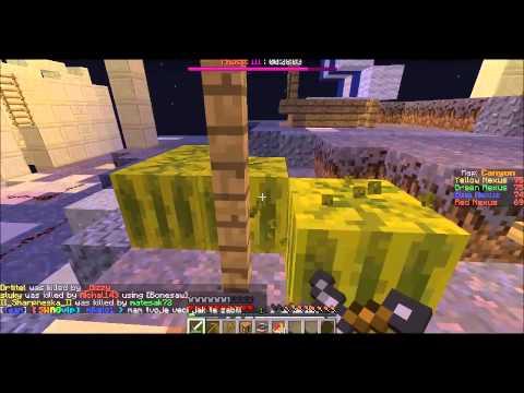 Minecraft/Annihilation /w JirdaCz SchnitzelCZ díl:2