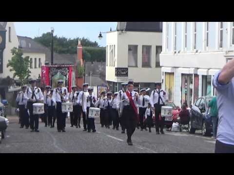 Moorfields Flute Band @ Black Saturday 2016