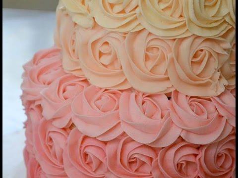 How to Ganache a Cake  Tutorial  Sweetness amp Bite