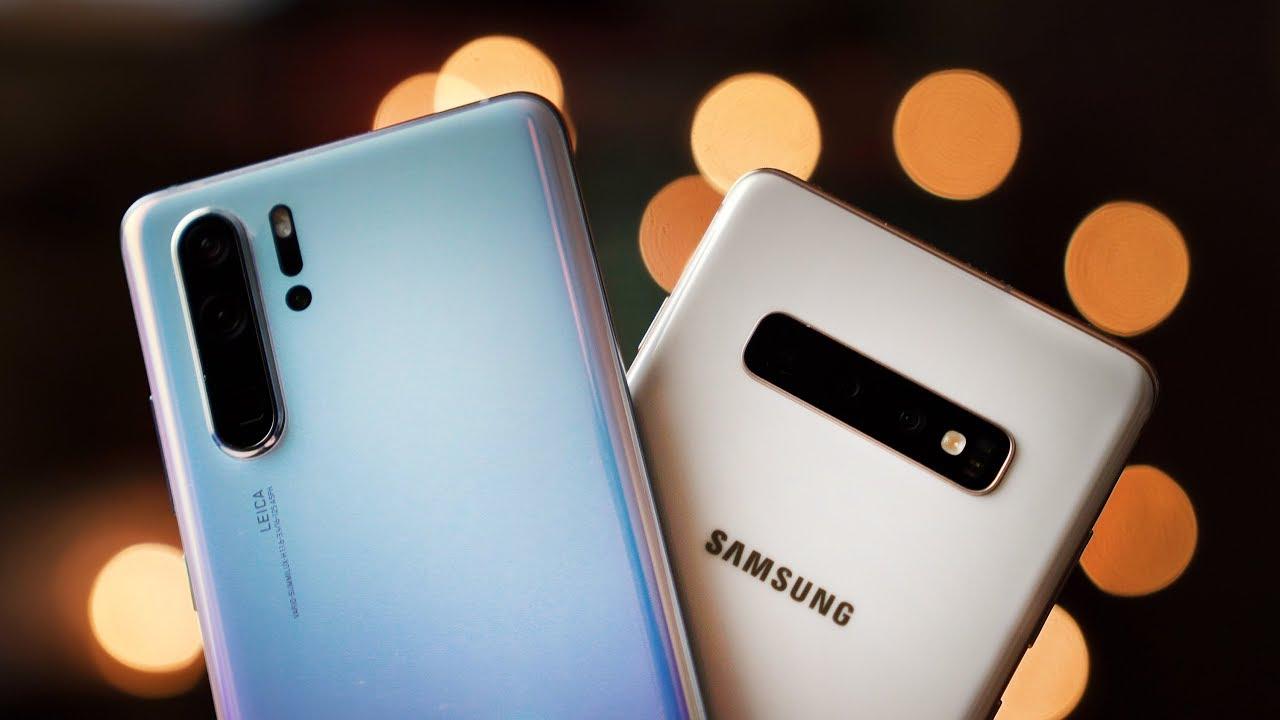 Samsung S10 Oder Huawei P30