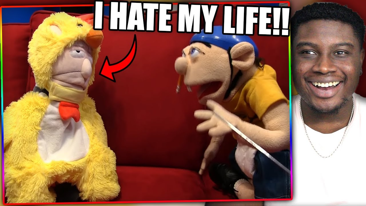 JEFFY STEALS GOODMAN'S BUTLER!   SML Movie: Jeffy's Butler Reaction!