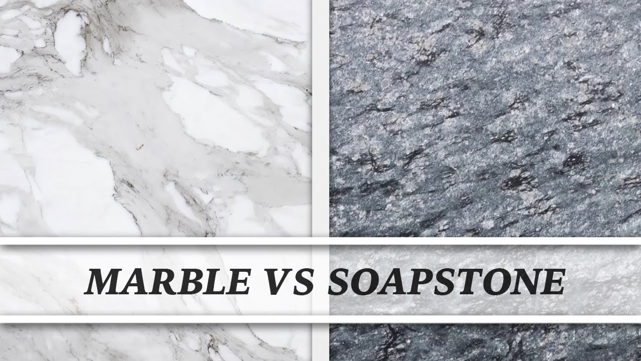 Marble Vs Soapstone | Countertop Comparison   YouTube