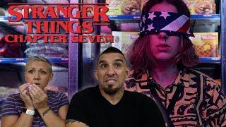 Stranger Things Season 3 'Chapter Seven: The Bite' REACTION!!