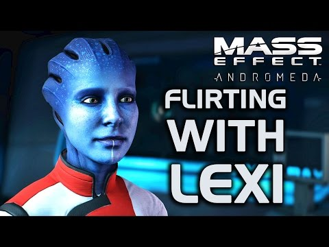 mass effect andromeda dating lexi