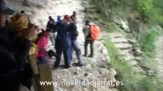 Senderismo La Vall de Laguar; Novelda Digital