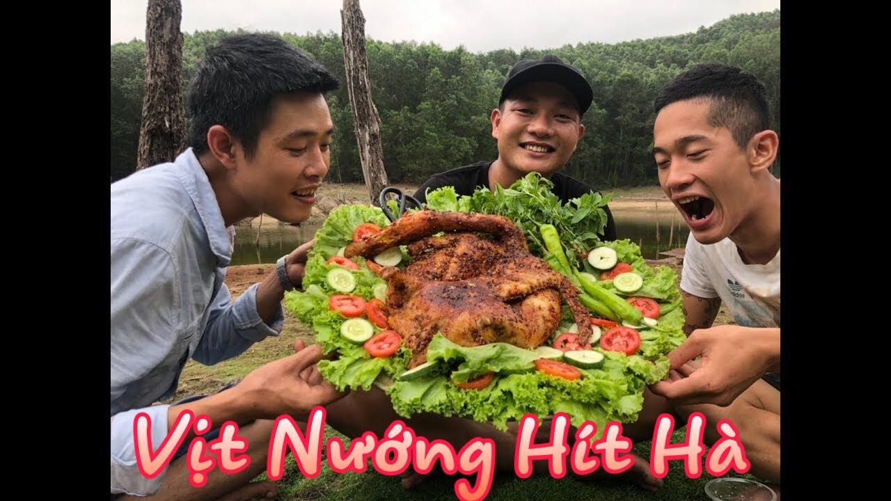 VỊT NƯỚNG SIÊU CAY CẤP ĐỘ 40 CAY NHẤT VIỆT NAM [ VỊT NƯỚNG HÍT HÀ] [ super spicy grilled duck ]