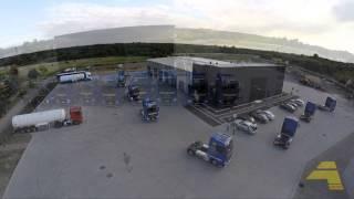 ANTRANS - MAN 2015 ! Odbiór nowych ciągników siodłowych
