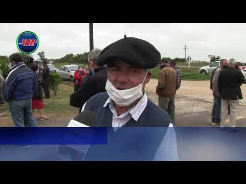 "Gobierno Inaugura destacamento Policial ""Tres Esquinas"" en Colonia"