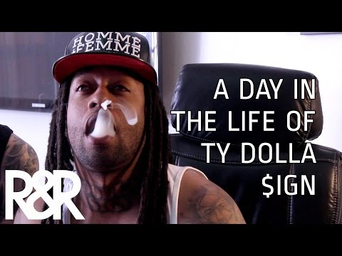 A Day In The Life Of Ty Dolla $ign (R&R)