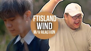 My reaction to FTISLAND (FT아일랜드) - Wind M/V! Thanks Jane Wowor!...