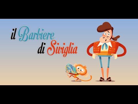 Renato Ritucci Ft. Gabor Leskò - Figaro, da Il Barbiere di Siviglia - Un'idea di Bruno Tibaldi