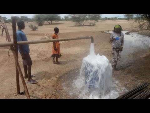 Kenya finds huge aquifers with '70 year supply' of water