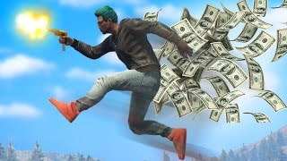 GTA 5 Online - MAKING MONEY & CAUSING CHAOS! (GTA V Online)