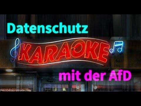Netzpolitik-Karaoke im Landtag