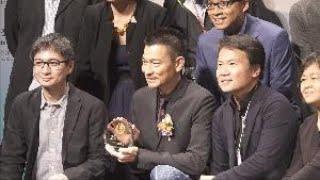 香港電影評論學會大獎頒獎 陳果電影《三夫》奪三獎成大贏家