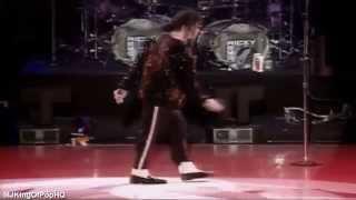Michael Jackson - Billie Jean - Reversed - Dangerous World Tour Bucharest 1992 ᴴᴰ