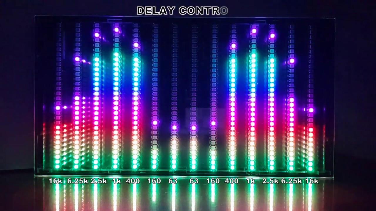 INFINITY MIRROR 7 BAND DIGITAL SPECTRUM ANALYZER