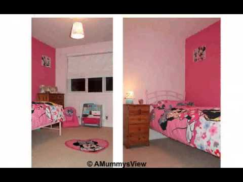 Minnie Mouse Baby Room