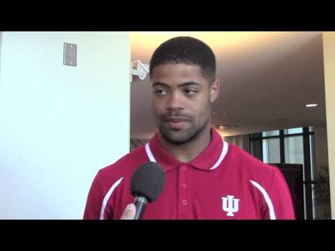 WR Cody Latimer - Indiana State Week