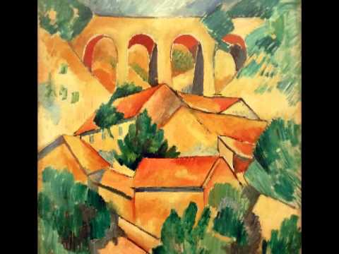Braque, The Viaduct at L