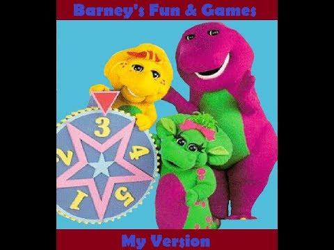 Barney's Fun & Games (My Version)