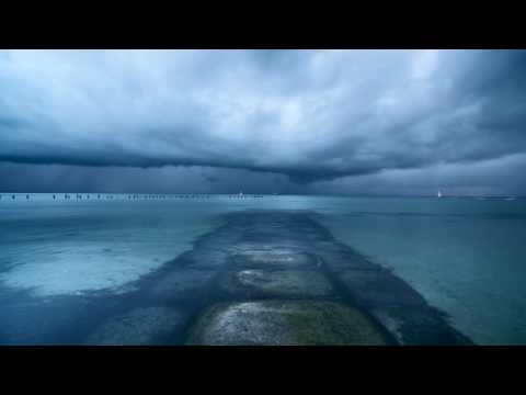 4k Timelapse - Storm Front at Clifton Springs 22/08/16