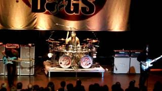 The Winery Dogs - Ghost Town  - The Wilbur Theatre, 10/5/2015