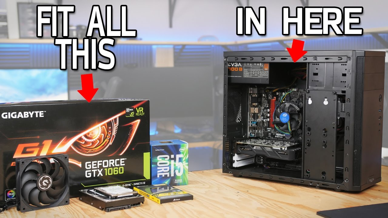 How To Upgrade A Computer - YouTube